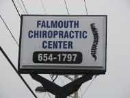 Falmouth Chiropractic Center, Jason W. Luking, D.C.